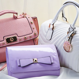 Hushed Hues: Handbags