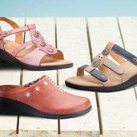 Walk in Comfort: Women's Shoes