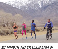 Watch the Mammoth Track Club LAM - Promo A