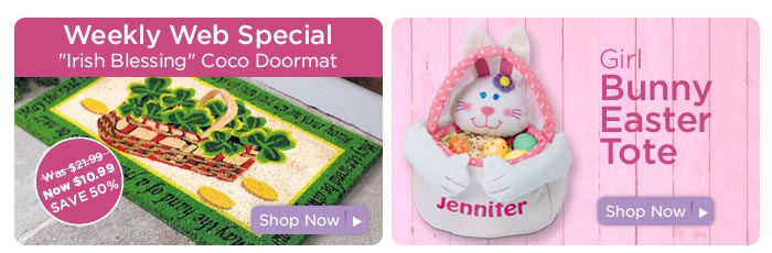 Weekly Special & Easter Baskets