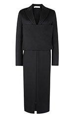 Banded Coat