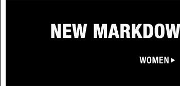 New Markdowns Just Added - Women