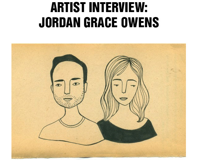 Artist Interview: Jordan Grace Owens