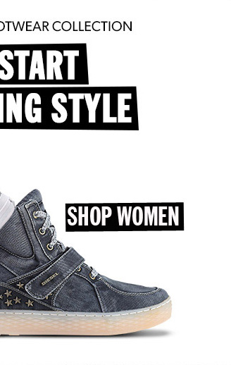 Spring Summer Footwear Collection. SHOP WOMEN.