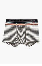 PAUL SMITH Grey Stripe Boxer Briefs for men