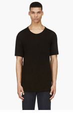 ACNE STUDIOS Black Patrick T-Shirt for men