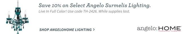 Angelo Surmelis Lighting