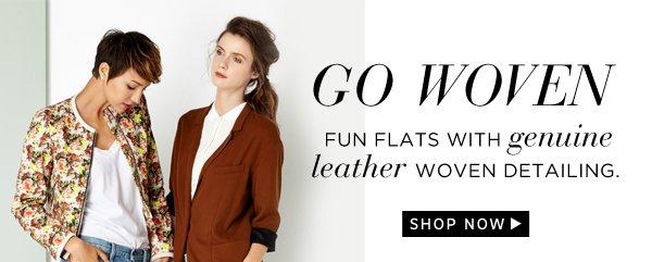 Go Woven: Shop Now