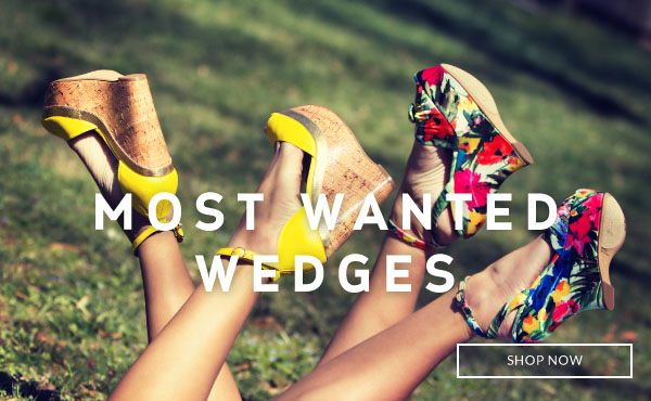 Most Wanted Wedges