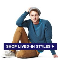 SHOP LIVED-IN STYLES