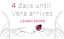 7 days until Vera arrives - Learn More