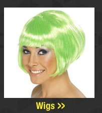 Shop St. Patty's Wigs