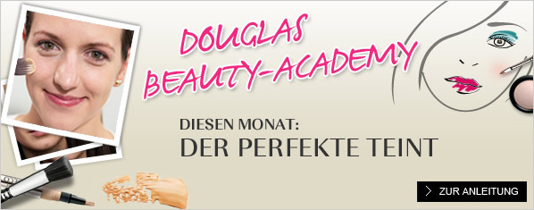 Douglas Beauty Academy