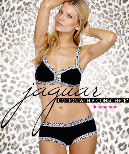 Introducing Jaguar Cotton with a Conscience