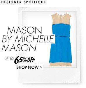 MASON BY MICHELLE MASON - UP TO 65% OFF