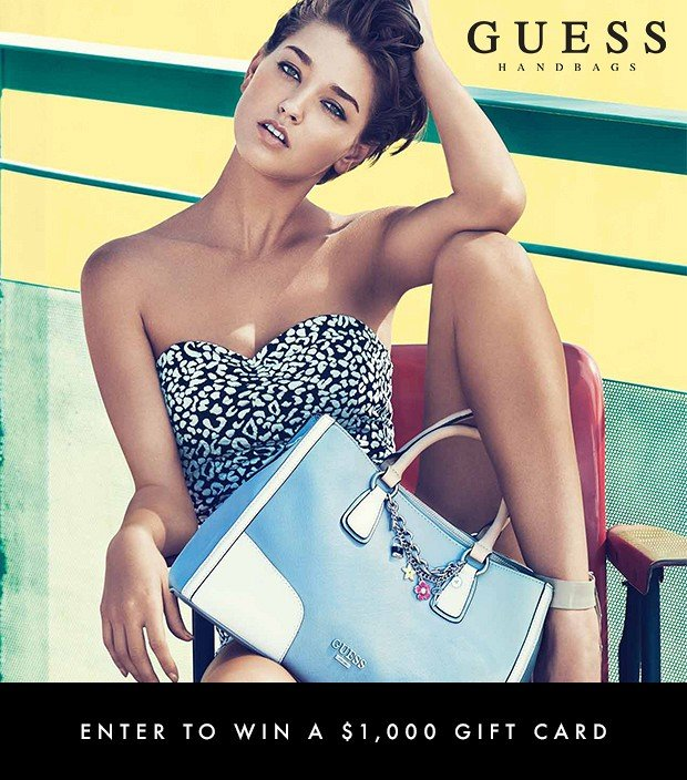 Your Dream Spring GUESS Handbag Awaits!