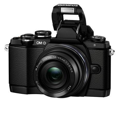 Adorama - Olympus E-M10 Mirrorless Cameras