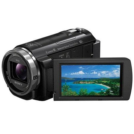 Adorama - Sony HDR-PJ540 32GB Full HD Handycam Camcorder with Built-in Projector