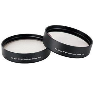 Adorama - SLR Magic Achromatic Diopter Set of +0.33 and +1.3