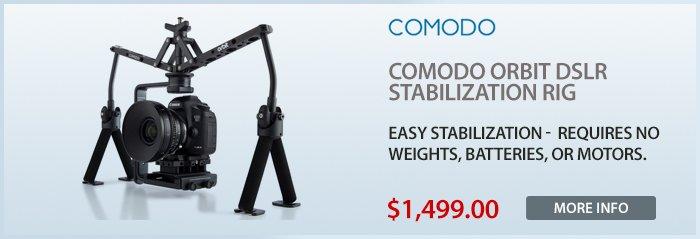 Adorama - Comodo Orbit DSLR Stabilization Rig