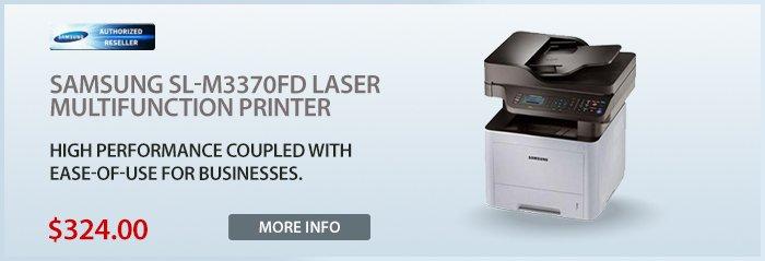Adorama - Samsung SL-M3370FD Printer