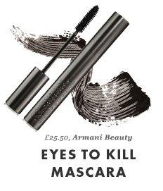 EYES TO KILL MASCARA - £25.50, Armani Beauty