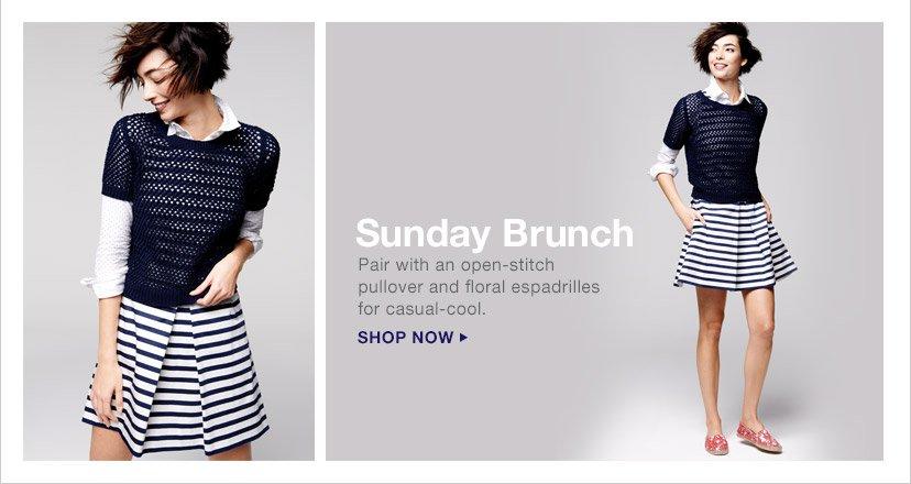 Sunday Brunch | SHOP NOW