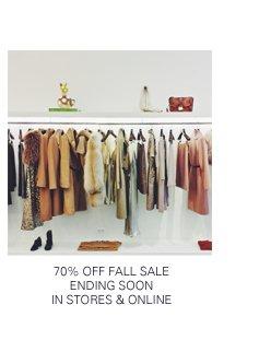 Marc Jacobs | Fall Sale