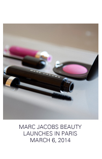 World of Marc Jacobs | Marc Jacobs Beauty Launchs in Paris