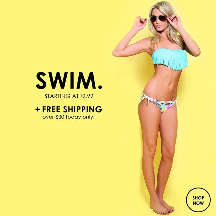 Main-Swim Apparel