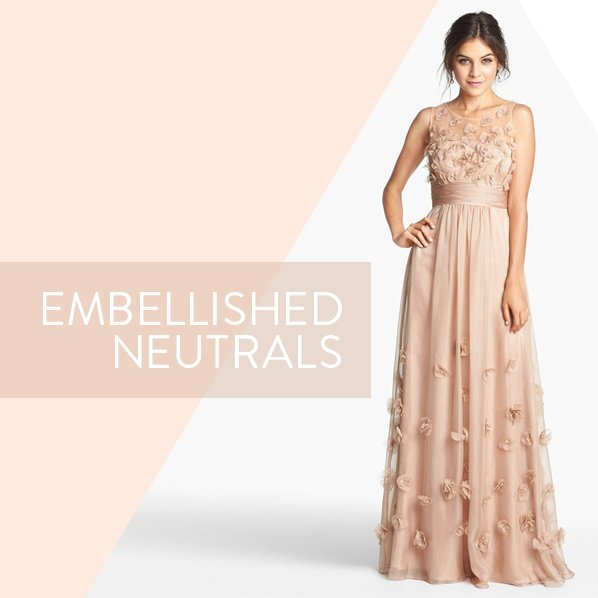 EMBELLISHED NEUTRALS