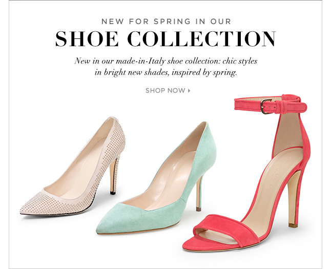 Shoe Shop: Fresh New Picks, Plus Last Day To Save 50% On Our Clearance Section!
