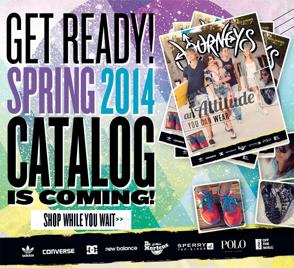 Get Ready for the Spring Catalog!