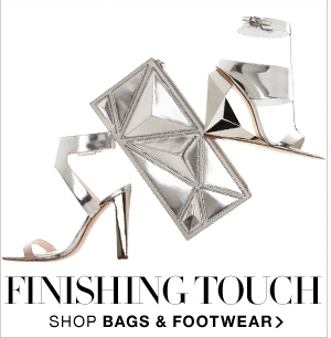 SHOP BAGS AND FOOTWEAR
