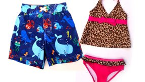 Infant and Toddler Swimwear for Boys and Girls