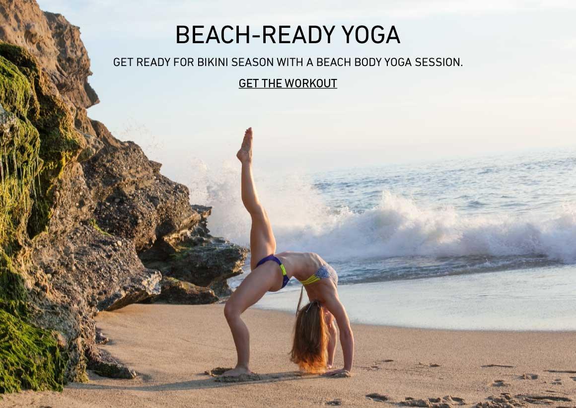 Bikini-Ready Yoga