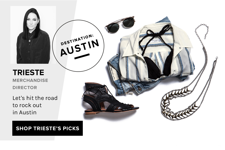 Destination: Austin
