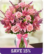 Expressions of Pink™ Same-Day Local Florist Delivery  Shop Now