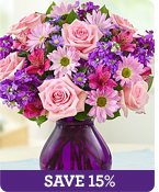Lavender Dreams™ Same-Day Local Florist Delivery  Shop Now
