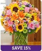 Garden of Grandeur™ Same-Day Local Florist Delivery  Shop Now