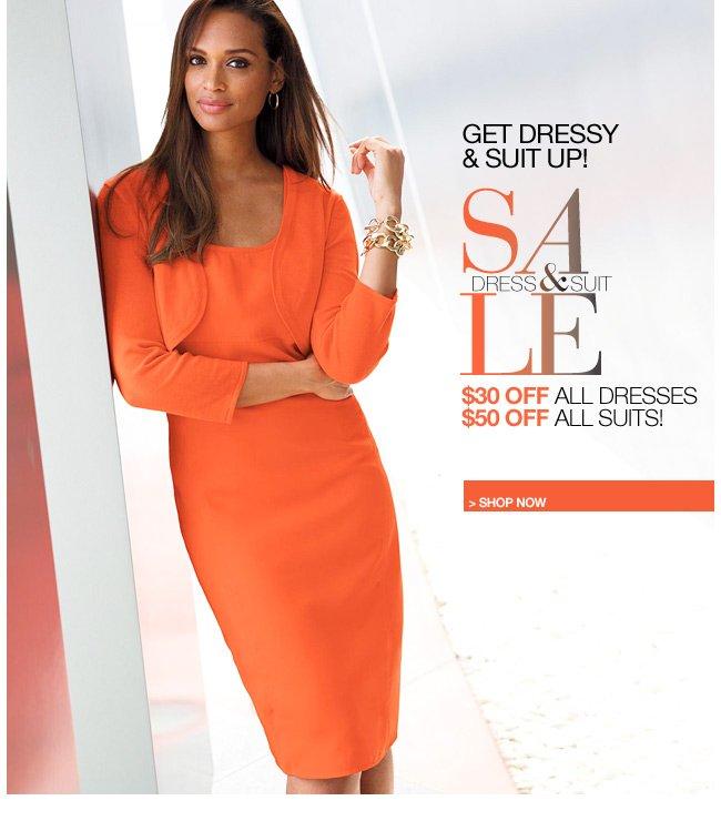 shop dress and suit sale