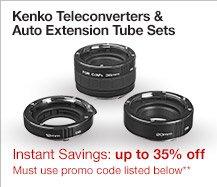 Kenko Teleconverters