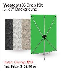Westcott X-Drop Kit