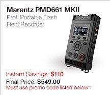 Marantz PMD661 MKII