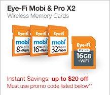 Eye-Fi Memory Cards
