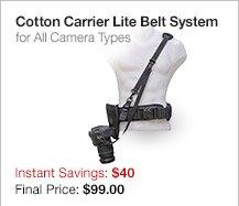 Cotton Carrier Belt