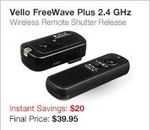 Vello FreeWave Plus