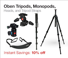 Oben Tripods Monopods