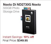 Nexto Di Storage Drive