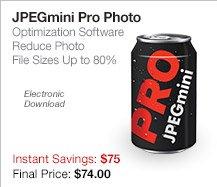 JPEGMini Pro Photo